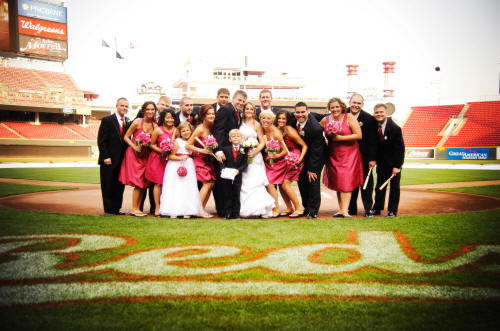Mlb Baseball Wedding Theme