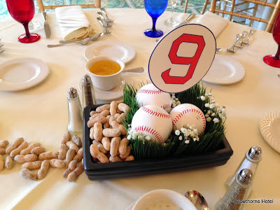 Sports themed weddings baseball themed wedding centerpiece ideas stwtack baseball wedding centerpiece junglespirit Gallery