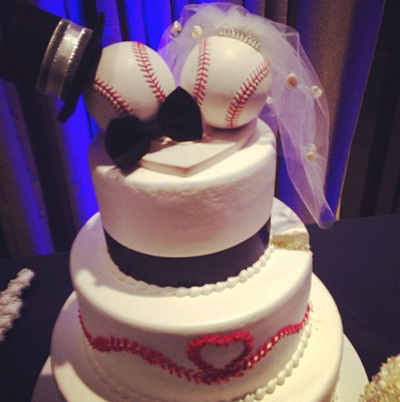 baseball themed wedding cake toppers sports themed weddings baseball themed wedding cake ideas 1508